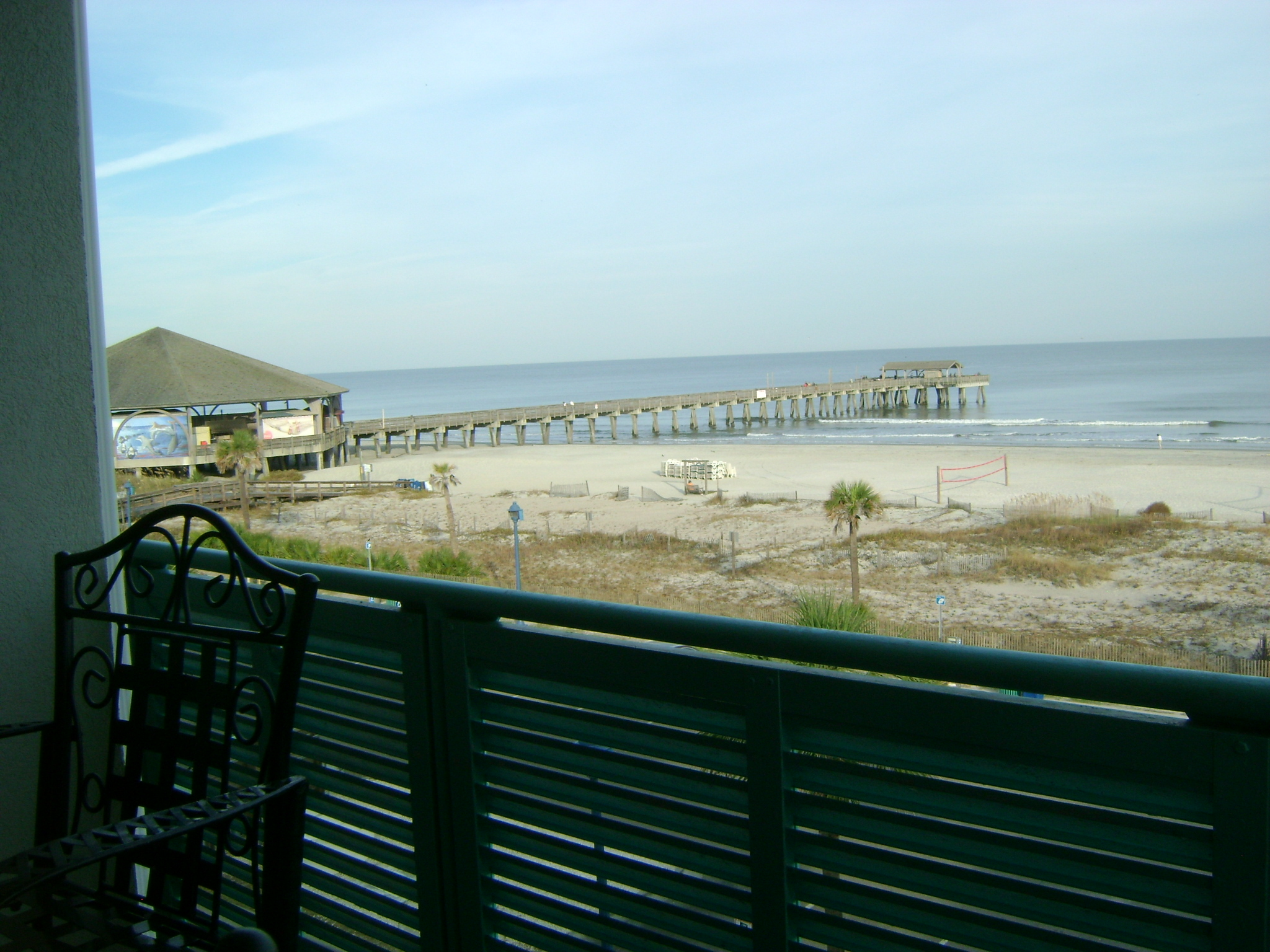 Oceanfront Bliss-Beautiful ocean views! - Tybee Island - Georgia